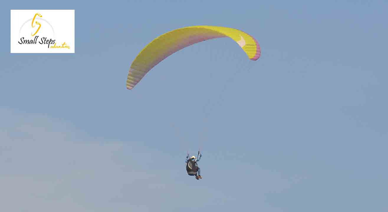 One Day Tandem Paragliding Tour