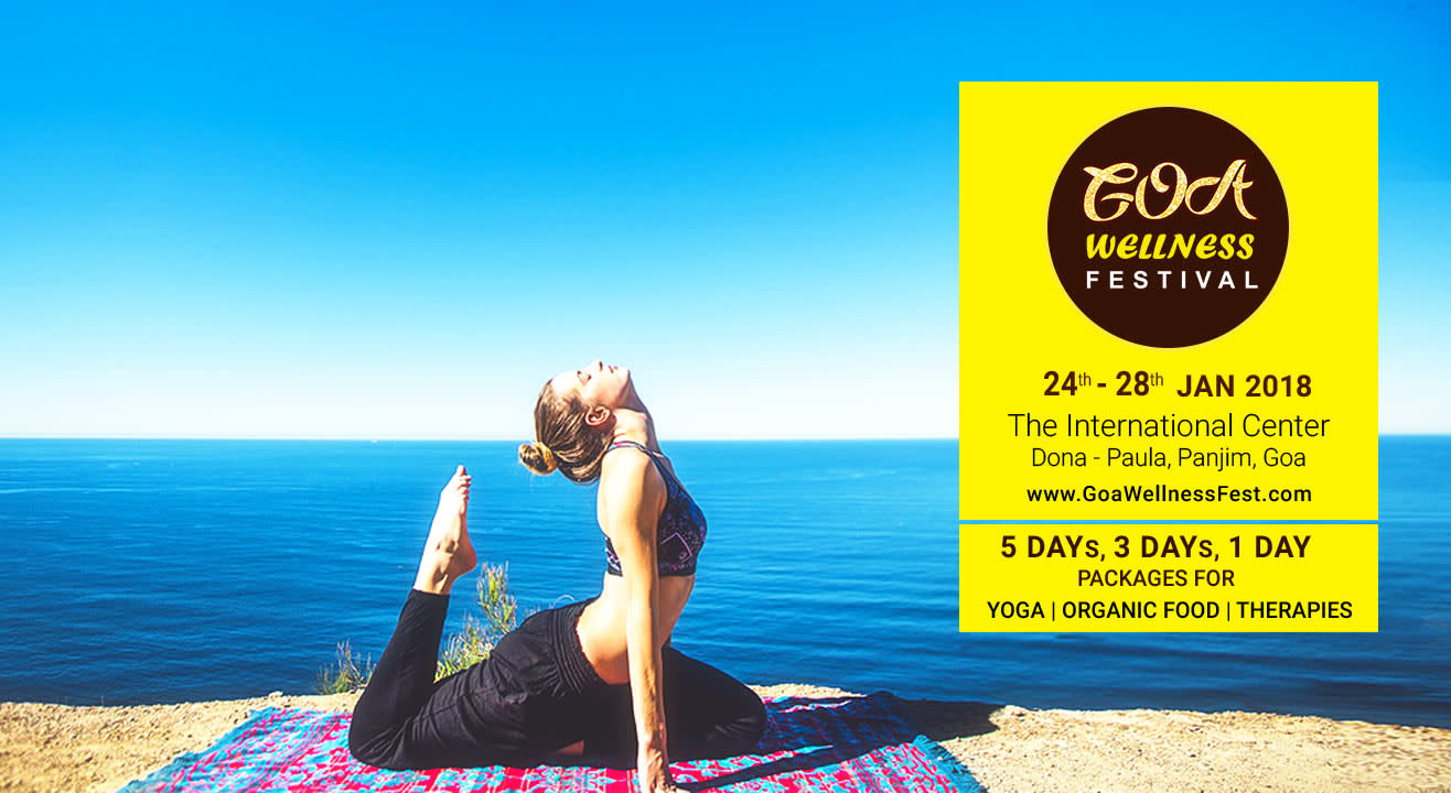 Goa Wellness Fest 2018