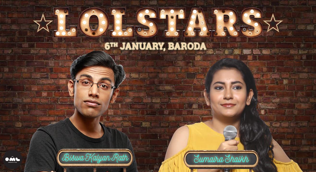LOLStars ft Biswa Kalyan Rath & Sumaira Shaikh