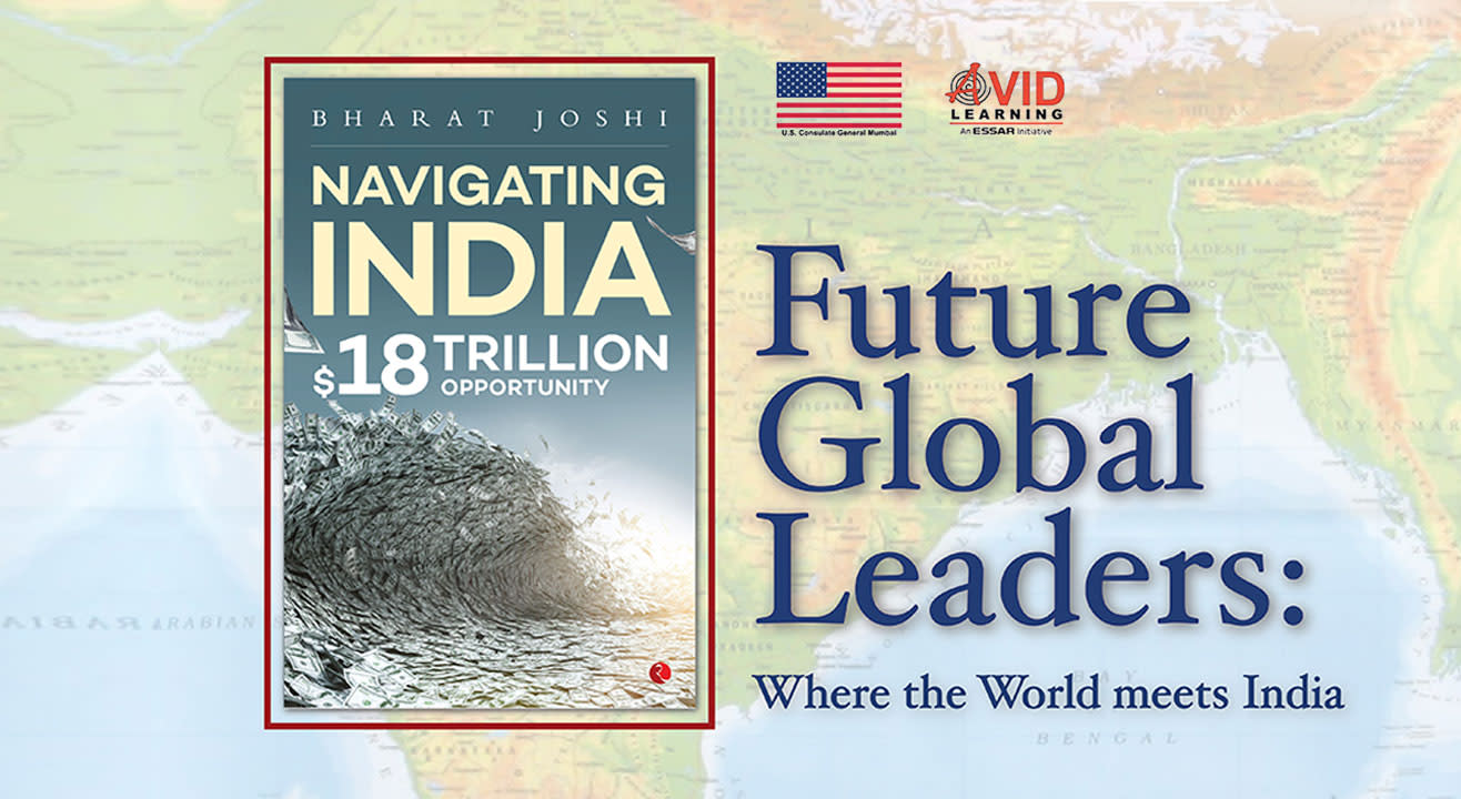 Future Global Leaders: Where the World meets India