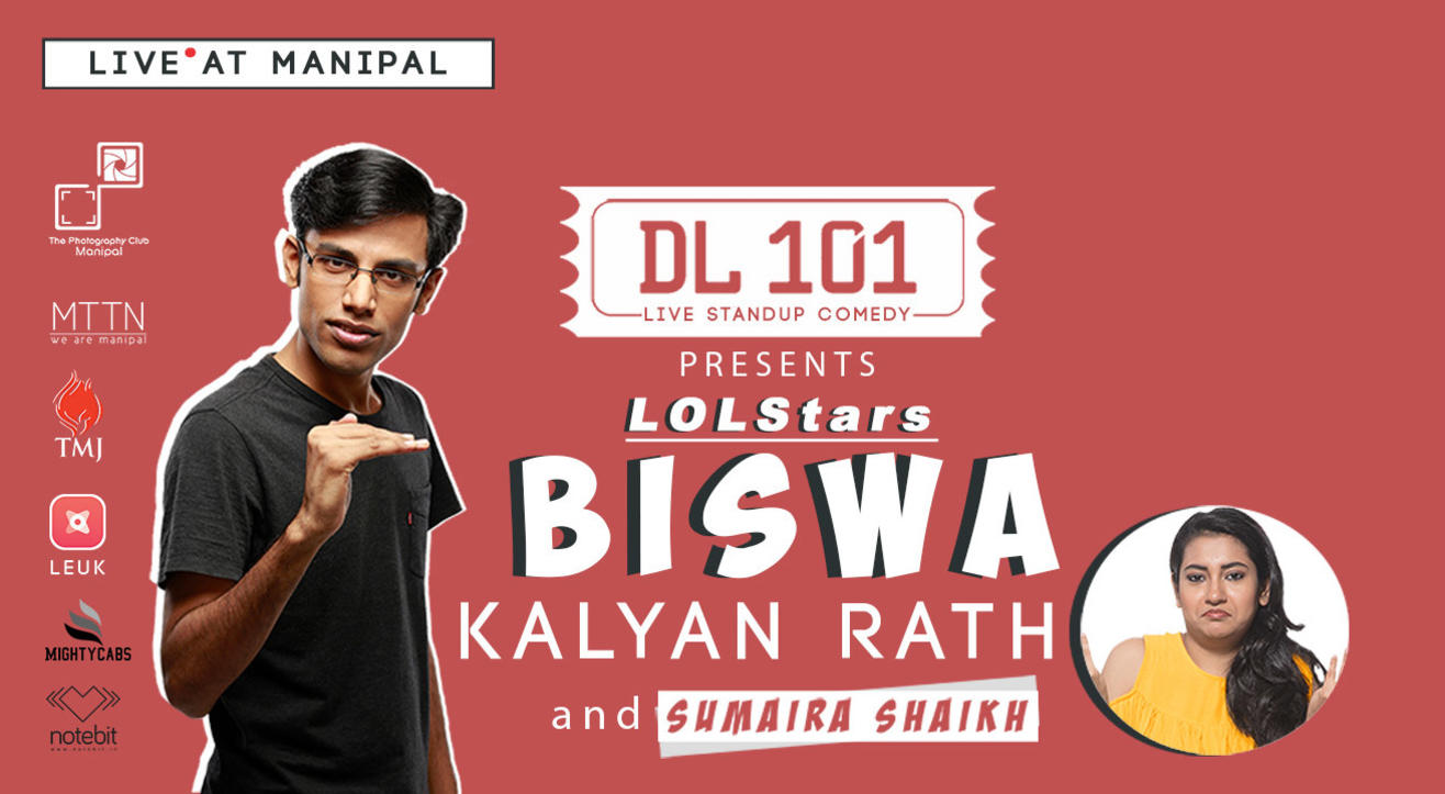DL 101 Presents LOLStars Ft. Biswa Kalyan Rath & Sumaira Shaikh