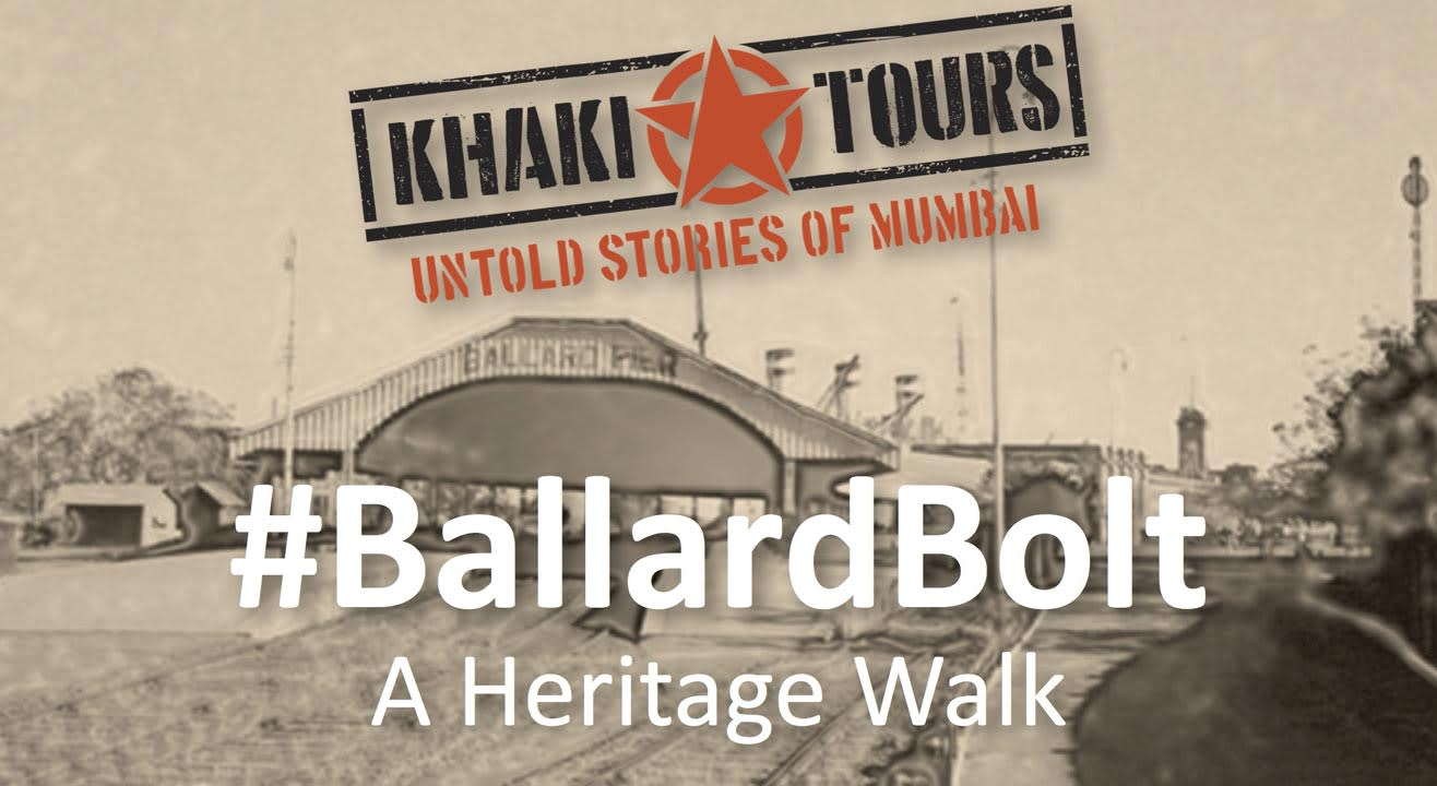 #BallardBolt by Khaki Tours