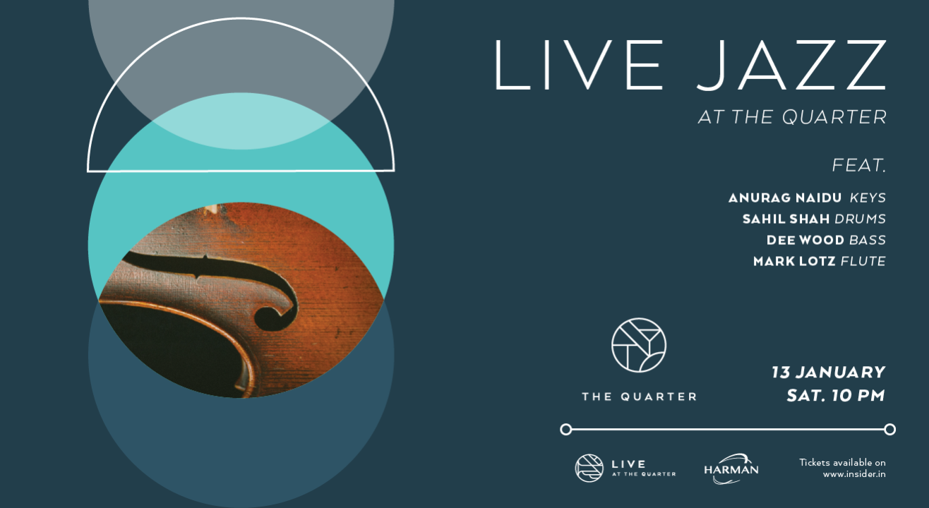 Live Jazz at The Quarter