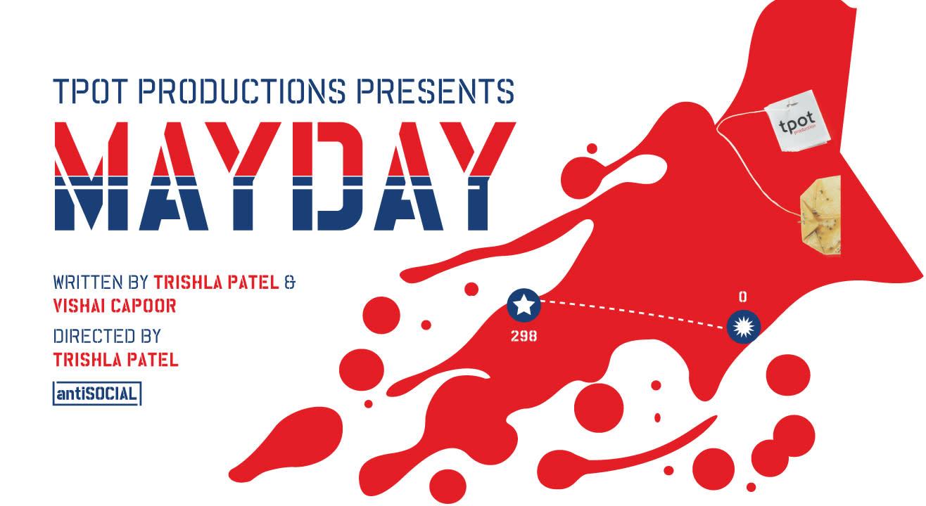 MayDay Play at #antiSOCIALkhar