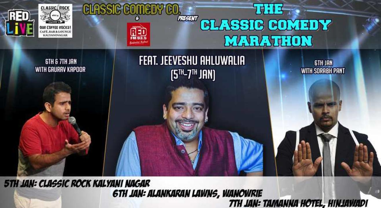 Classic Comedy Marathon