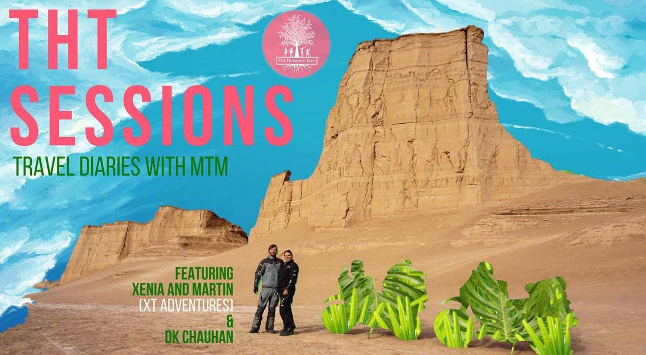 THT Sessions: Travel Diaries w/ MTM ft. Martin, Xenia & Deepak
