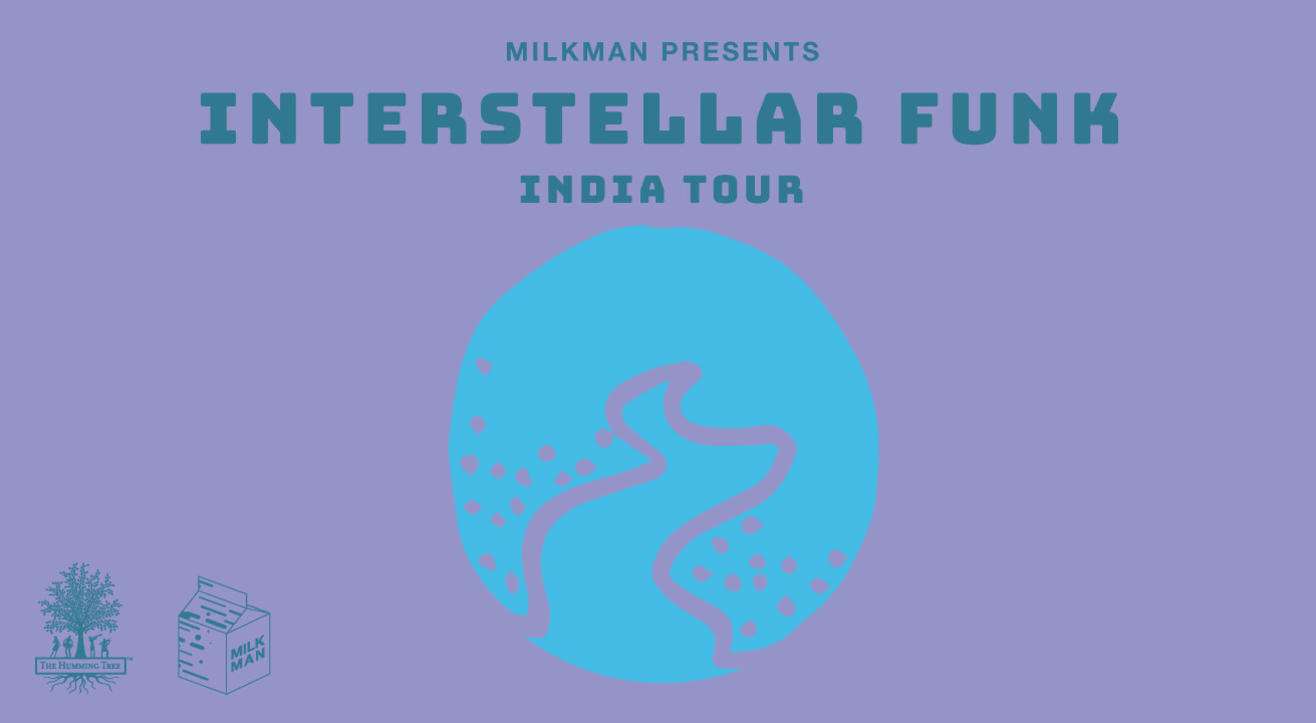 Milkman Presents: Interstellar Funk / Bangalore