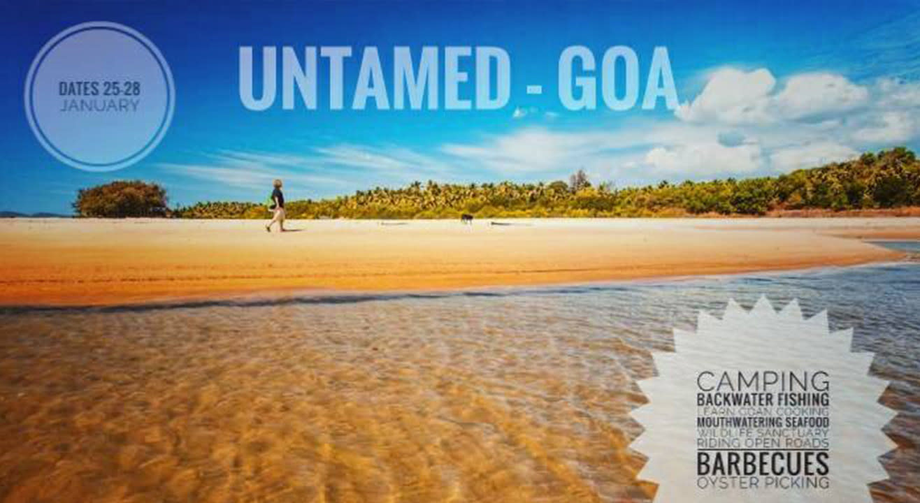 Untamed Goa: Parts Unknown
