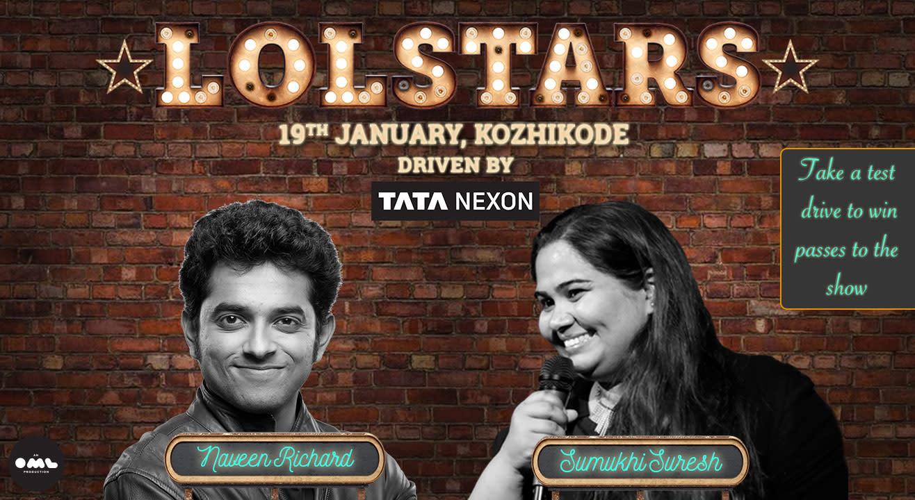 LOLStars ft. Naveen Richard & Sumukhi Suresh