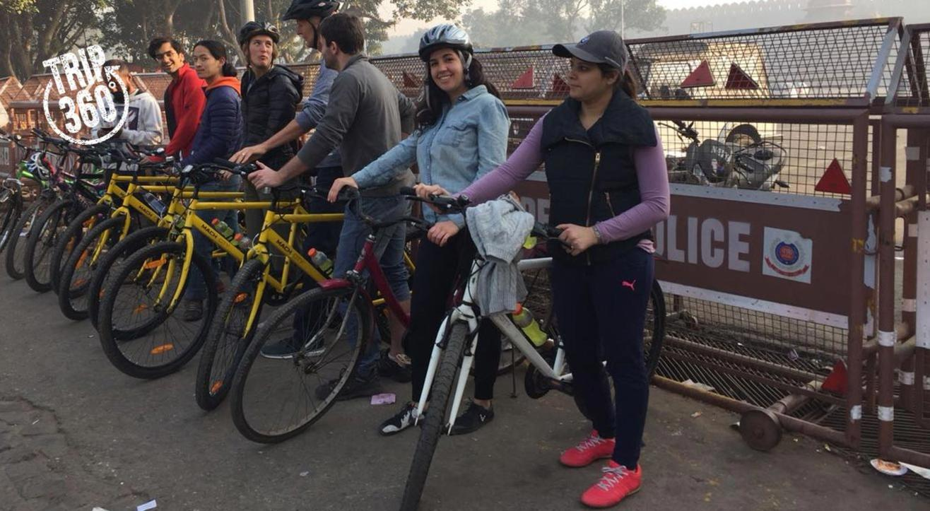 Discover Old Delhi On Two Wheels
