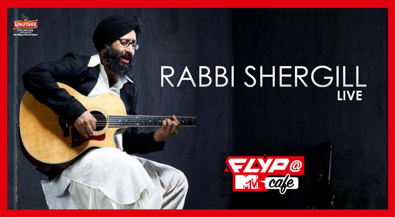Rabbi Shergill Performing LIVE