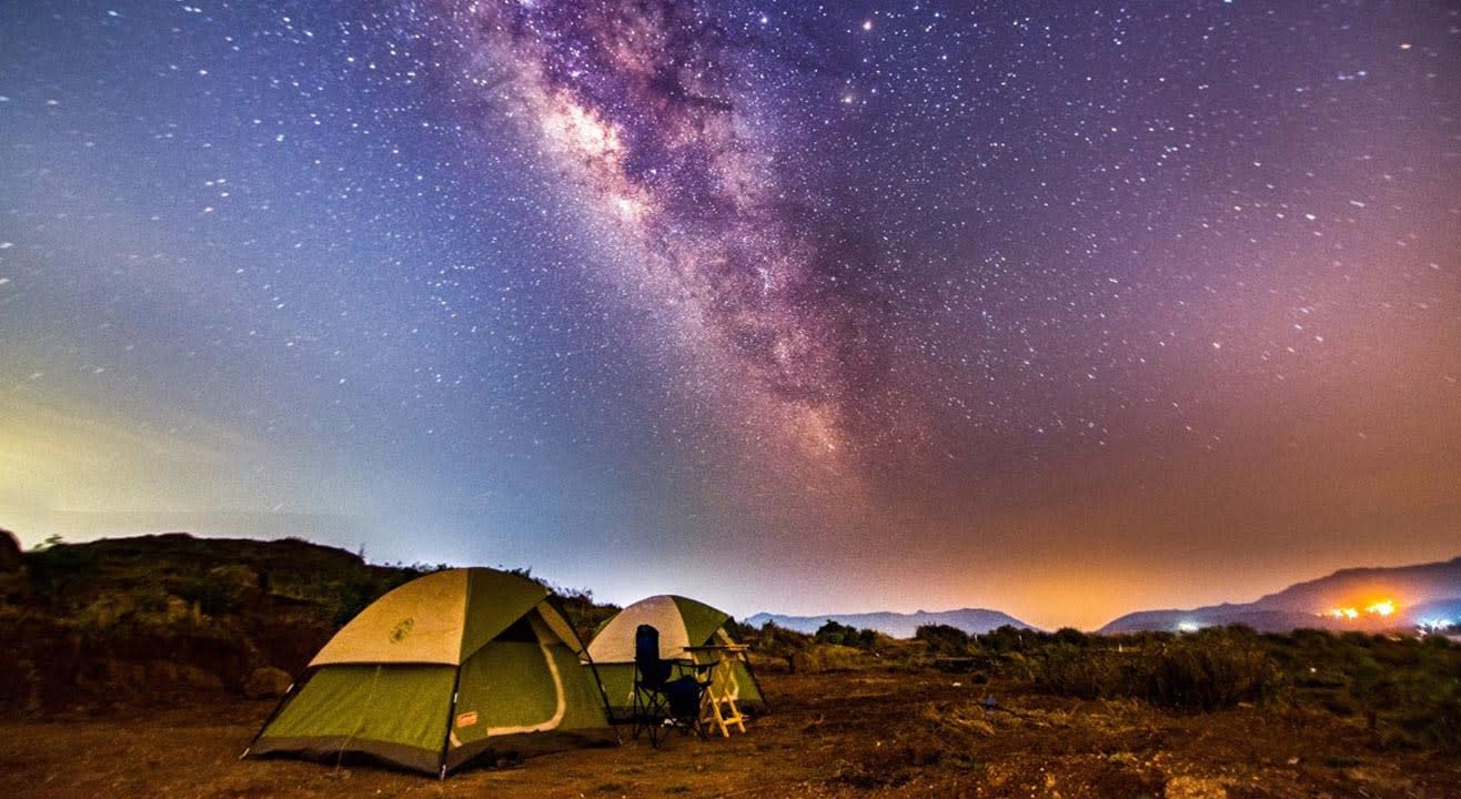Stargazing Camp at Lonavala