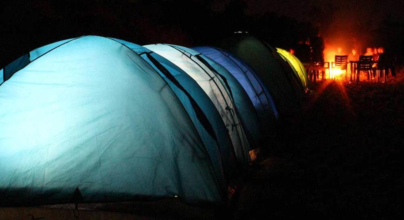 Camping at Lohagadwadi with Small Steps Adventures