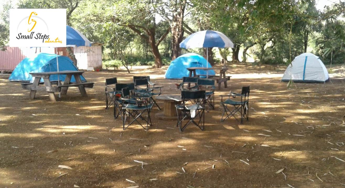 Bhatsa Riverside Camping by Small Steps Adventures