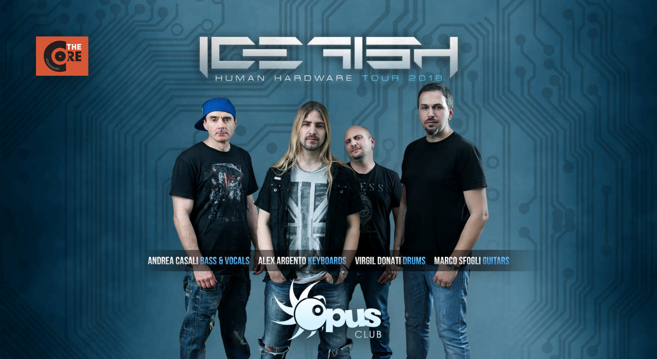 Ice Fish Live at Opus