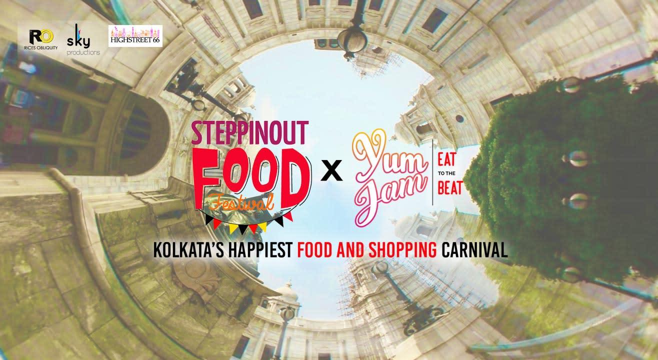 SteppinOut x Yum Jam - Food Festival