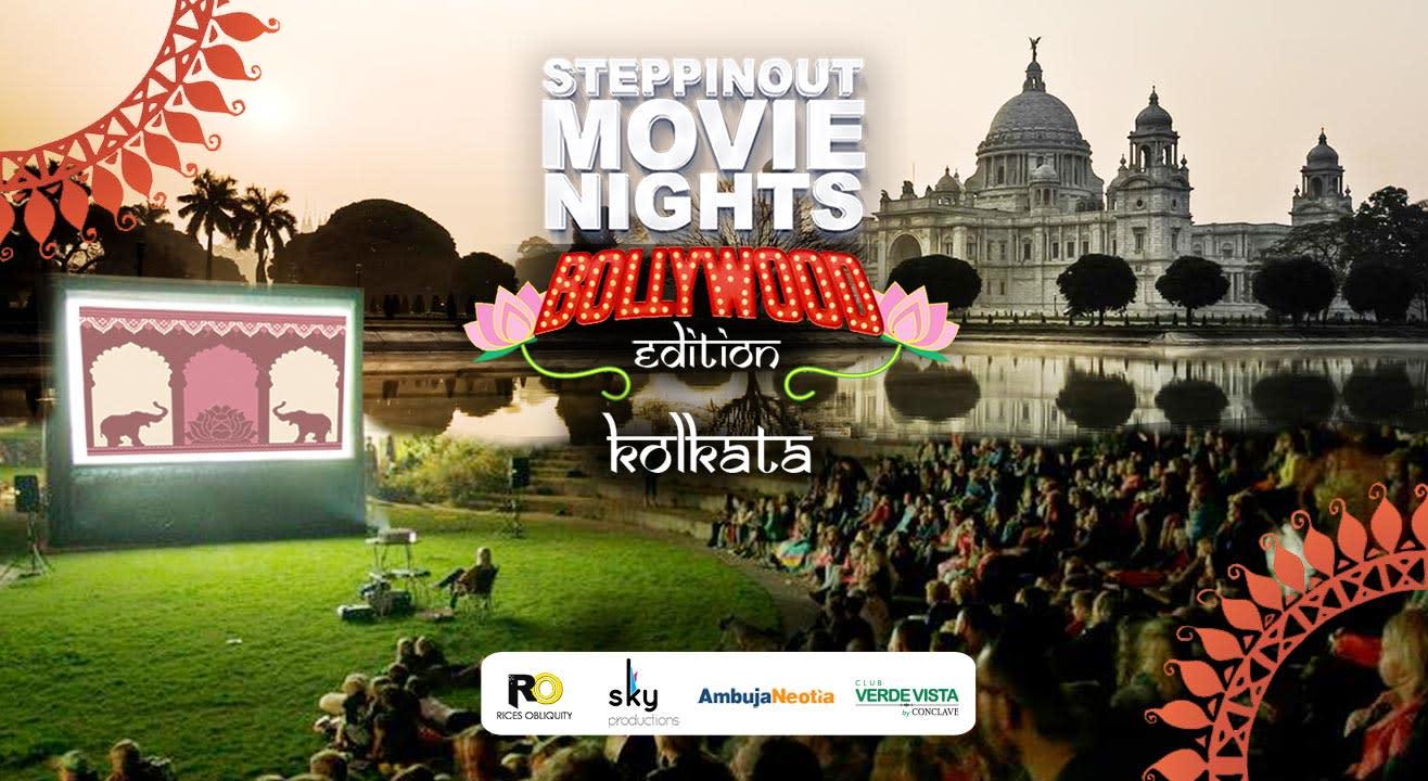 SteppinOut Movie Nights - Bollywood Edition Kolkata