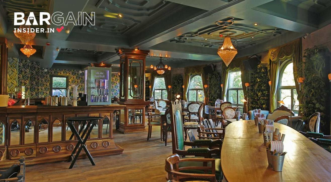 Insider BARgain: Great Offers On Drinks at Versova Social