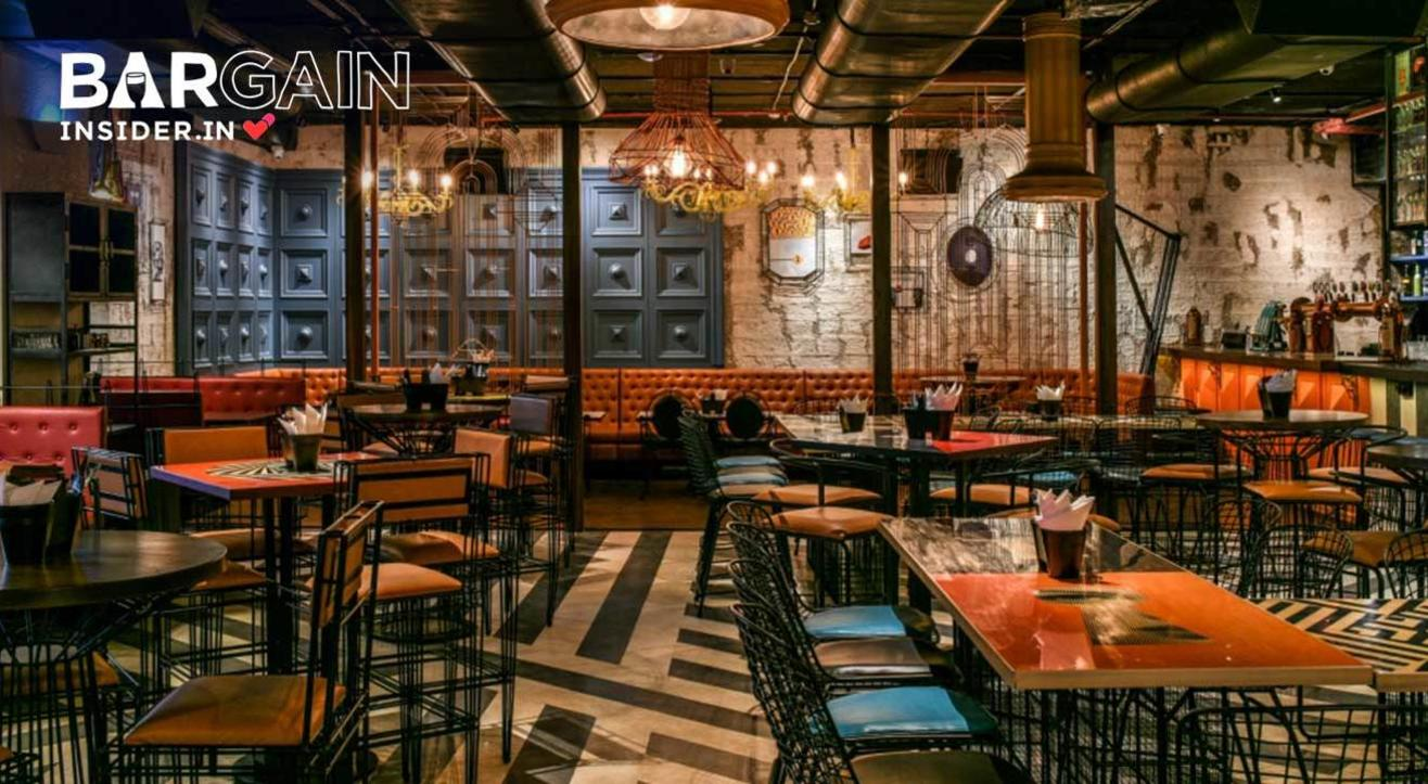 Insider BARgain: Great Offers On Drinks at True Tramm Trunk, BKC