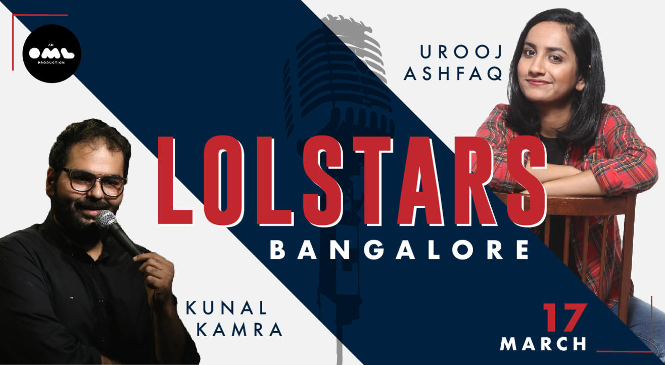 LOLStars ft. Kunal Kamra & Urooj Ashfaq
