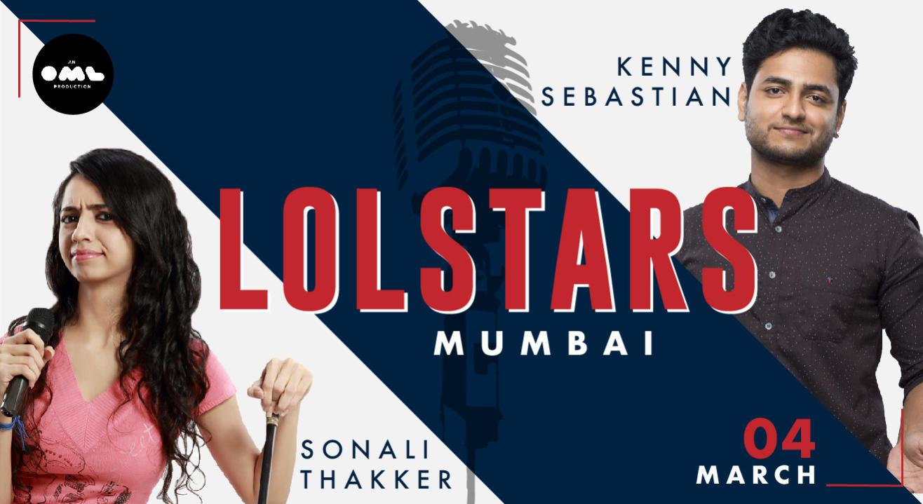 LOLStars Ft. Kenny Sebastian & Sonali Thakker