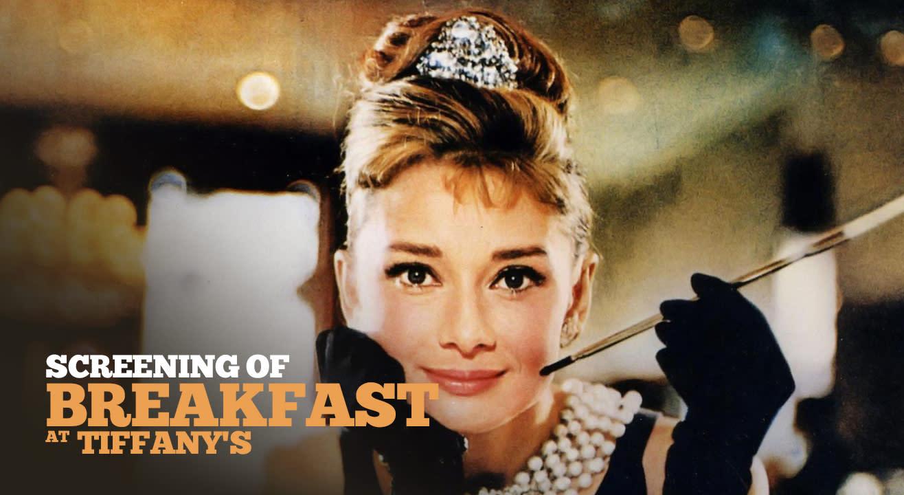 Screening of Breakfast at Tiffany's