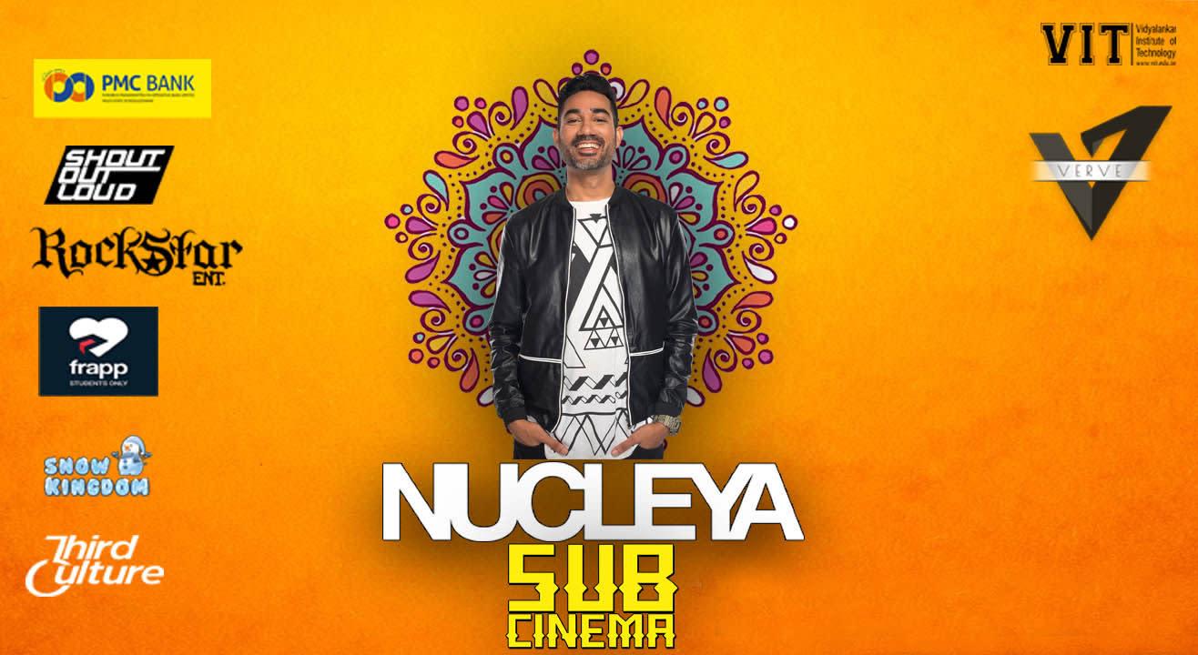 Nucleya Sub Cinema LIVE