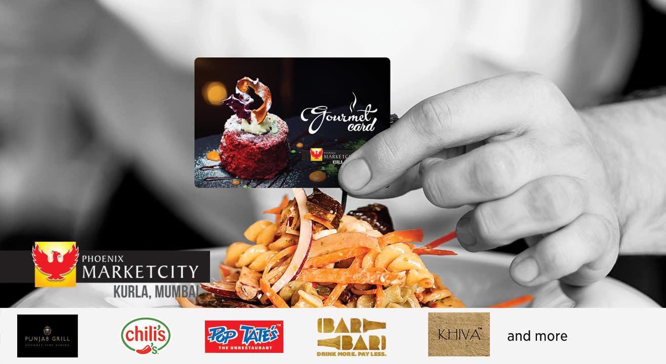 Phoenix Gourmet Card