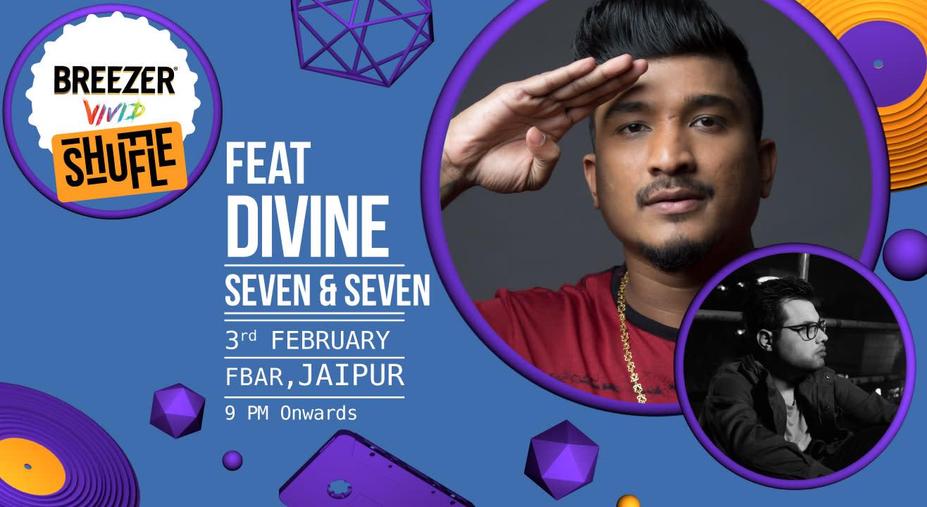 RSVP to Breezer Vivid Shuffle: Hip Hop Club Gigs, Jaipur