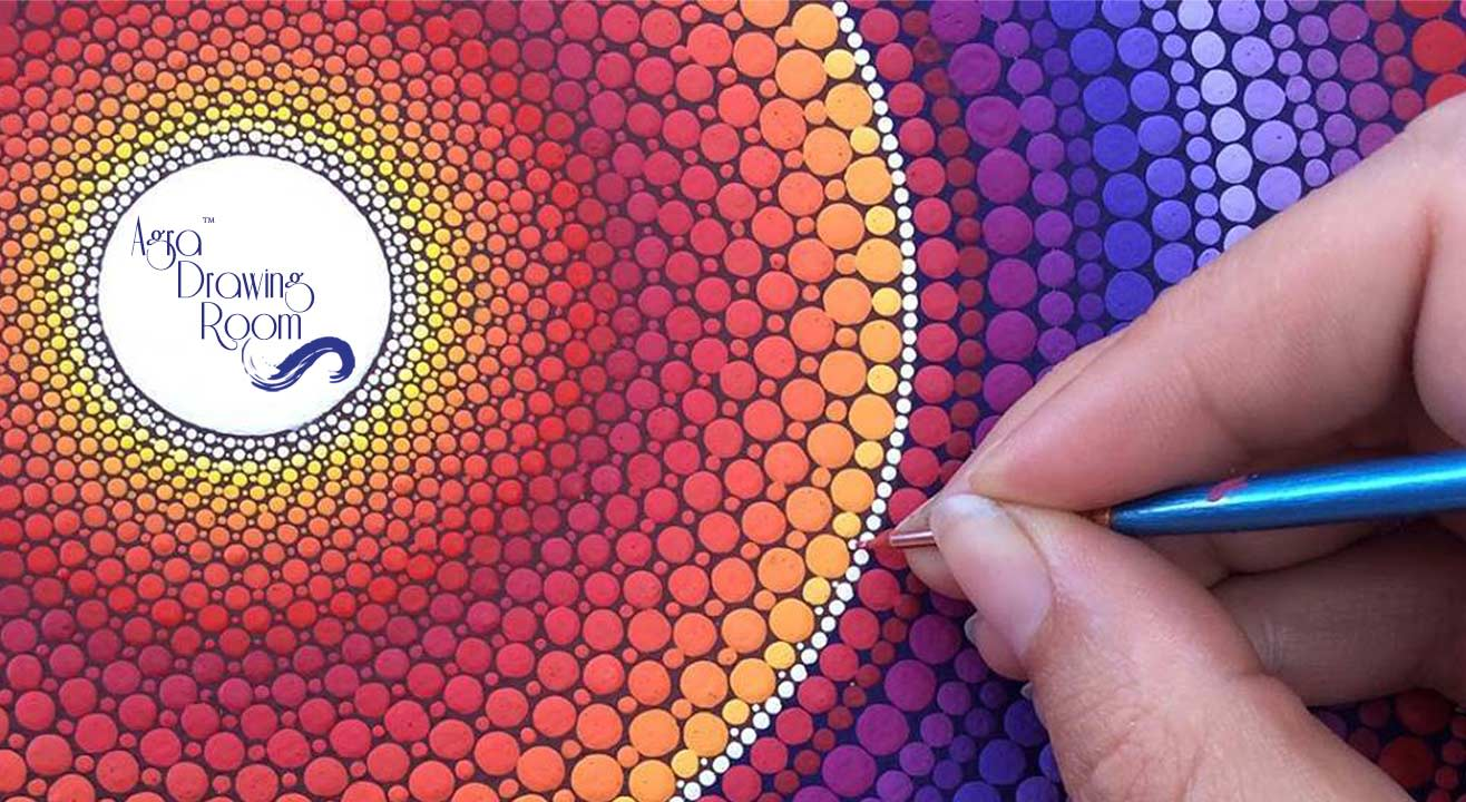 Mandala Dot Art Workshop