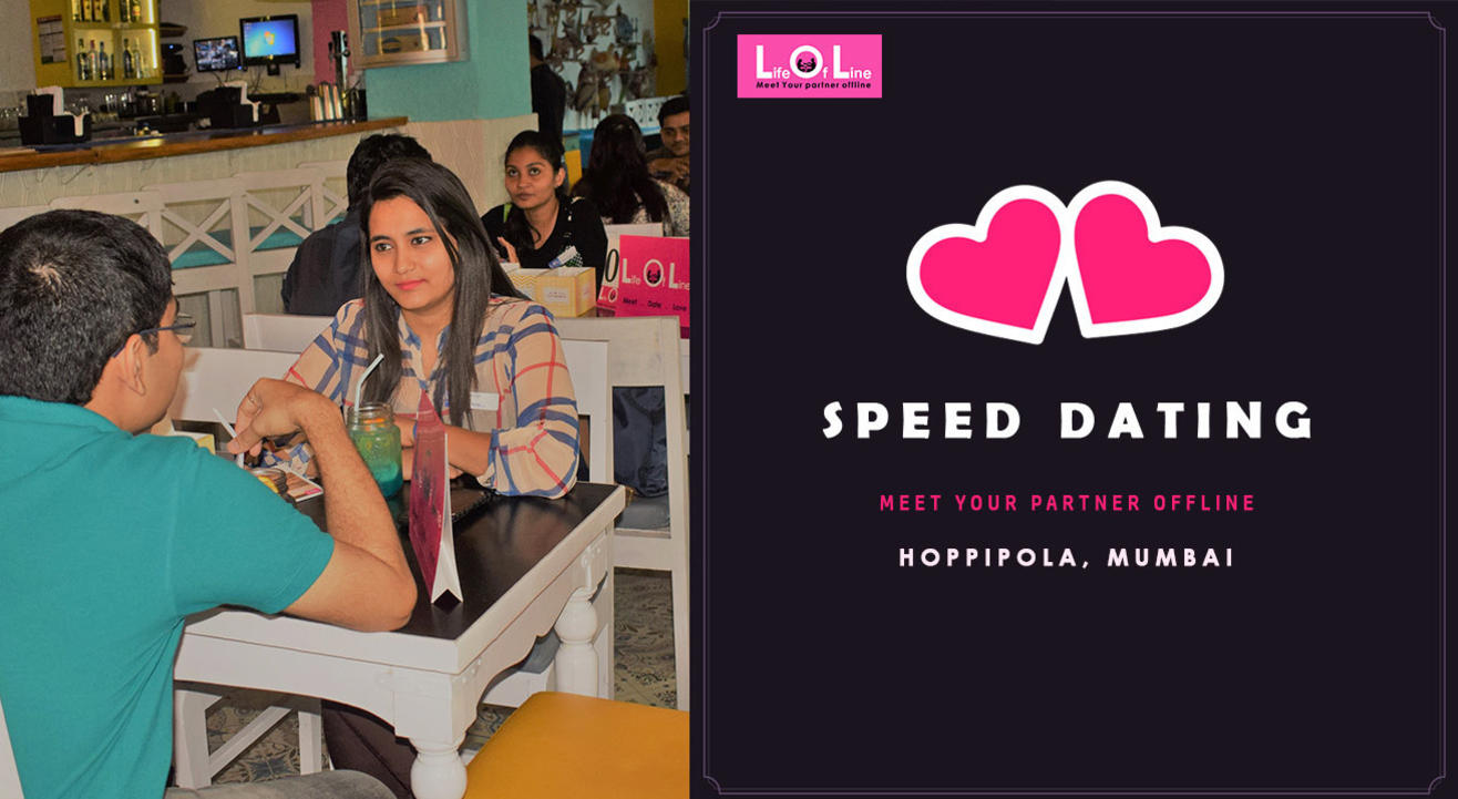 LOL Speed Dating - Mumbai