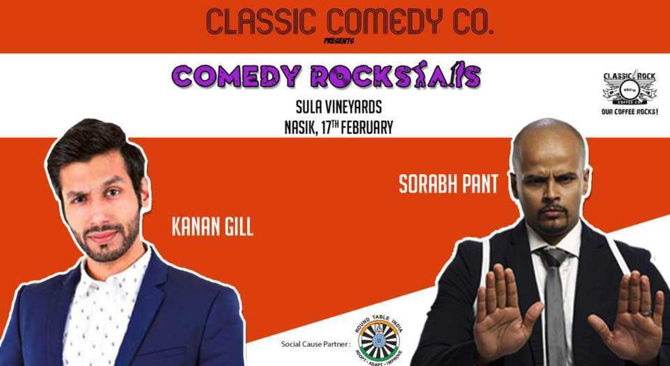 Comedy Rockstars At Nasik
