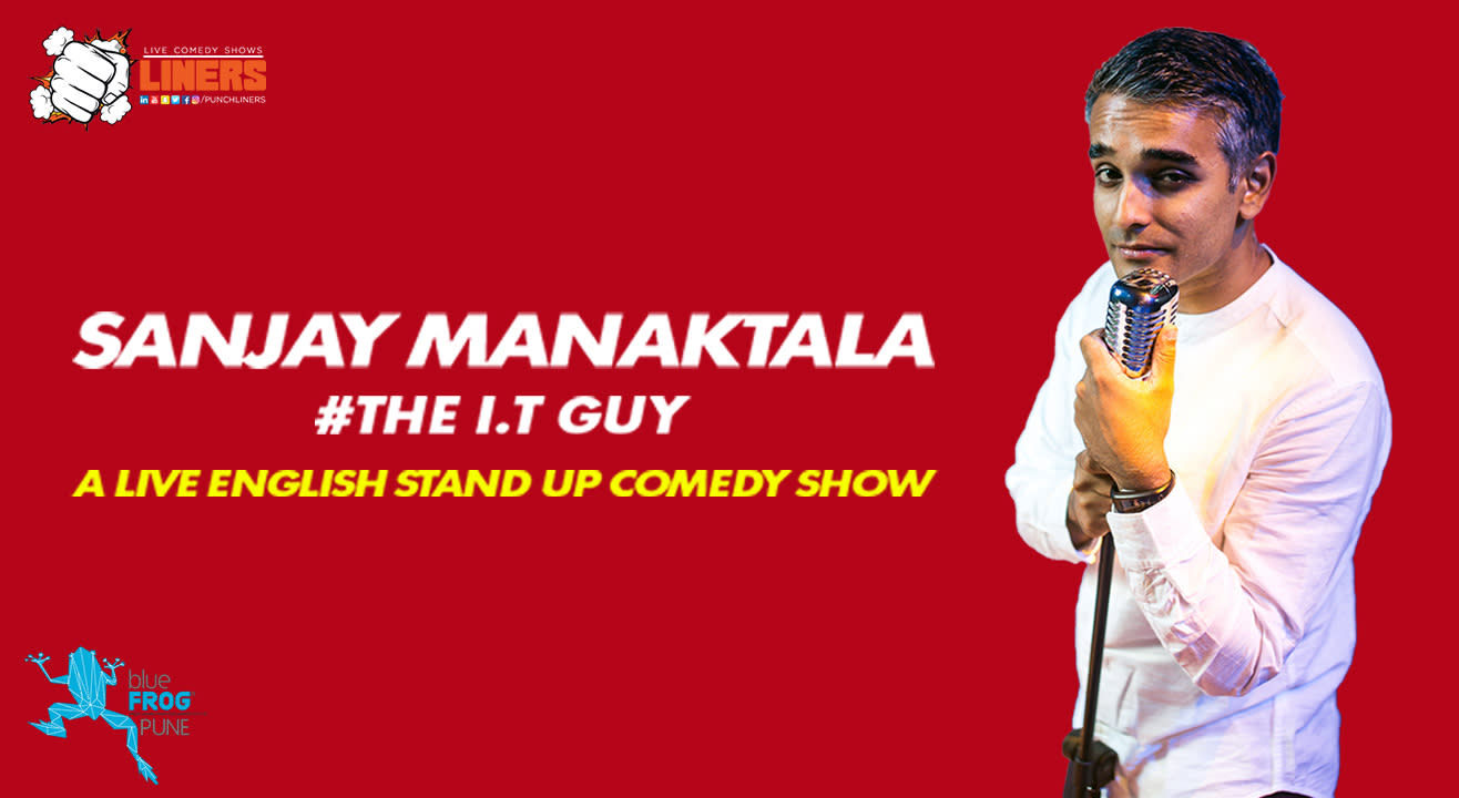 Punchliners: Standup Comedy Show ft. Sanjay Manaktala
