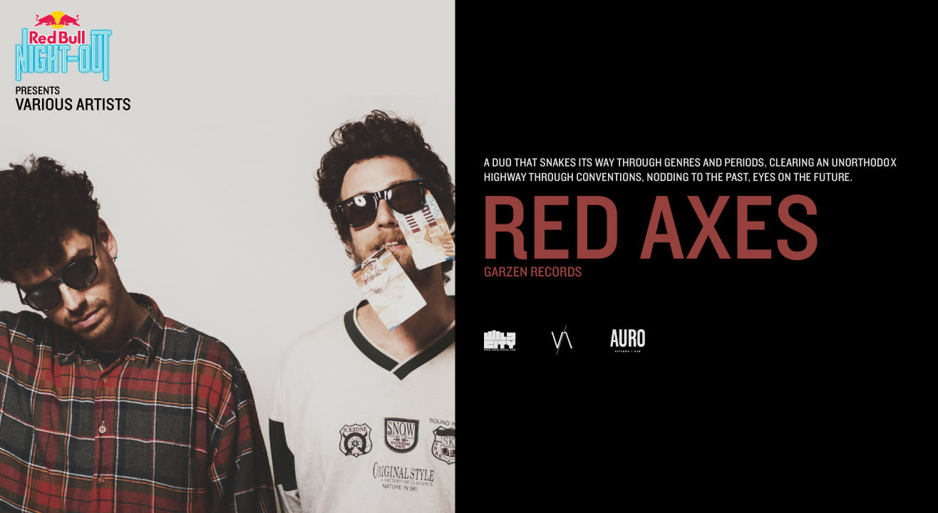 Wild City Presents: Various Artists Ft. Red Axes