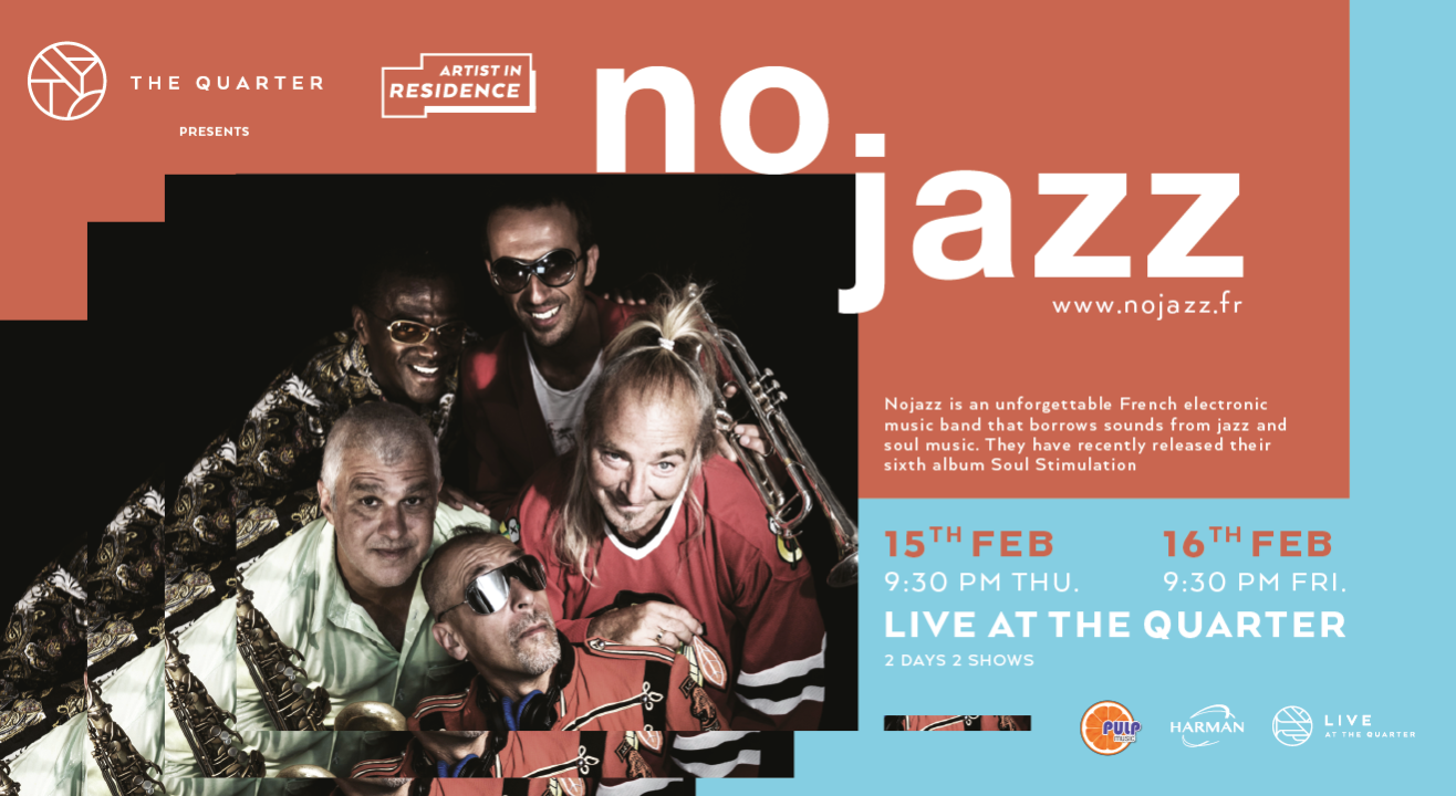 Nojazz at The Quarter