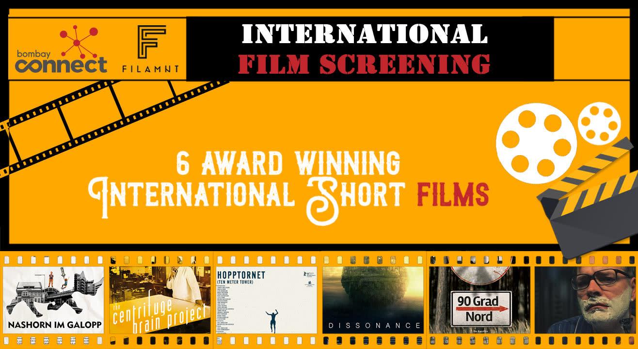 International Film Screening | Bombay Connect X Filamnt