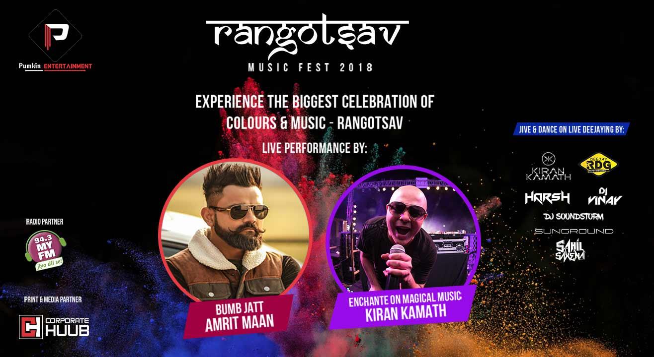 Rangotsav Music Fest 2018