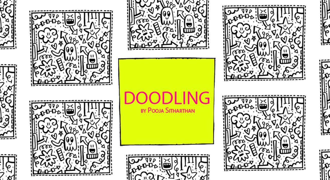 Doodling by Pooja Sitharthan