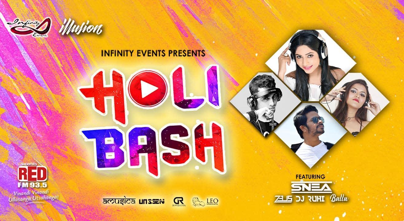Holi Bash