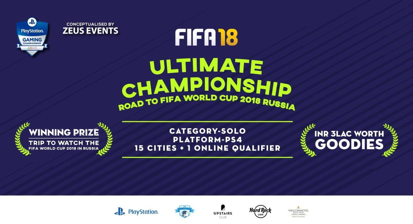 FIFA Ultimate Championship, Bangalore