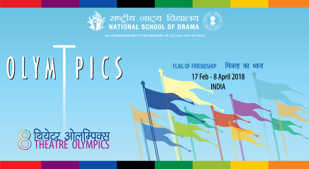 The Theatre Olympics Come To India