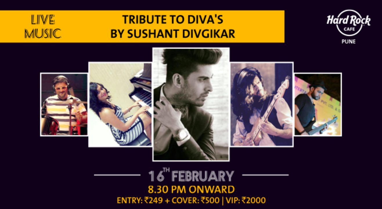 Tribute to Legends of Pop by Sushant Divgikar