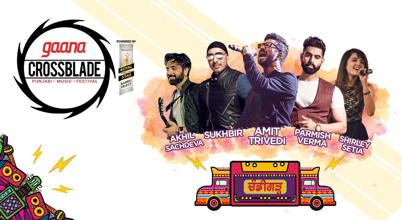 Gaana Crossblade Music Festival, Punjab