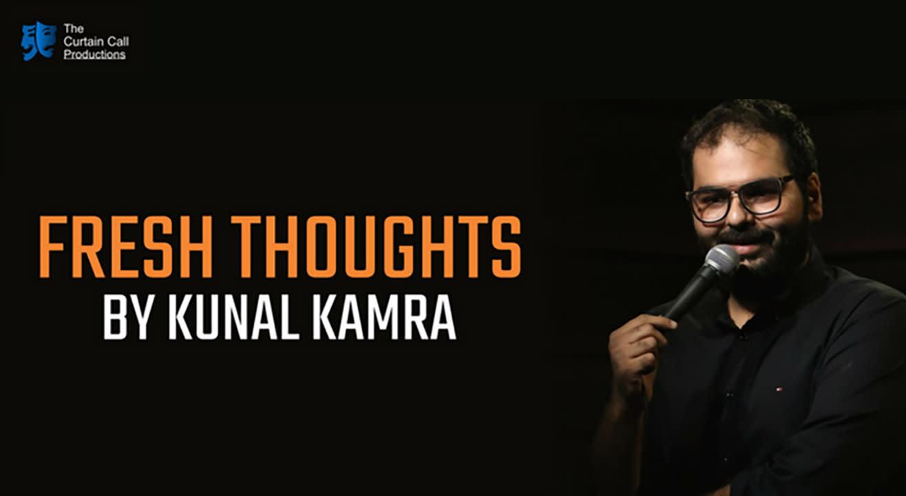 Fresh Thoughts by Kunal Kamra, Jaipur