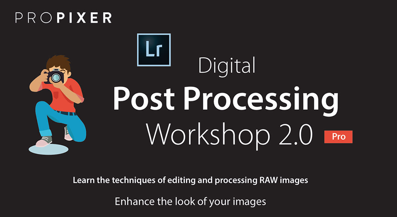 Digital Post Processing Workshop