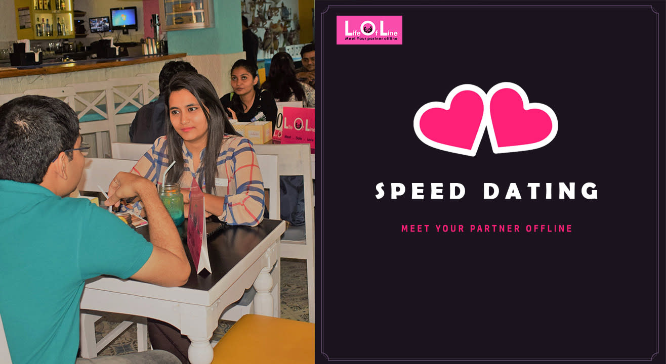 LOL Speed Dating - Delhi