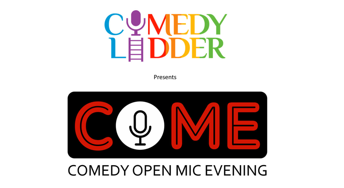 123 COME - Comedy Open Mic Evening
