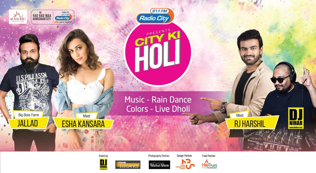 City ki Holi by Dj Nihar