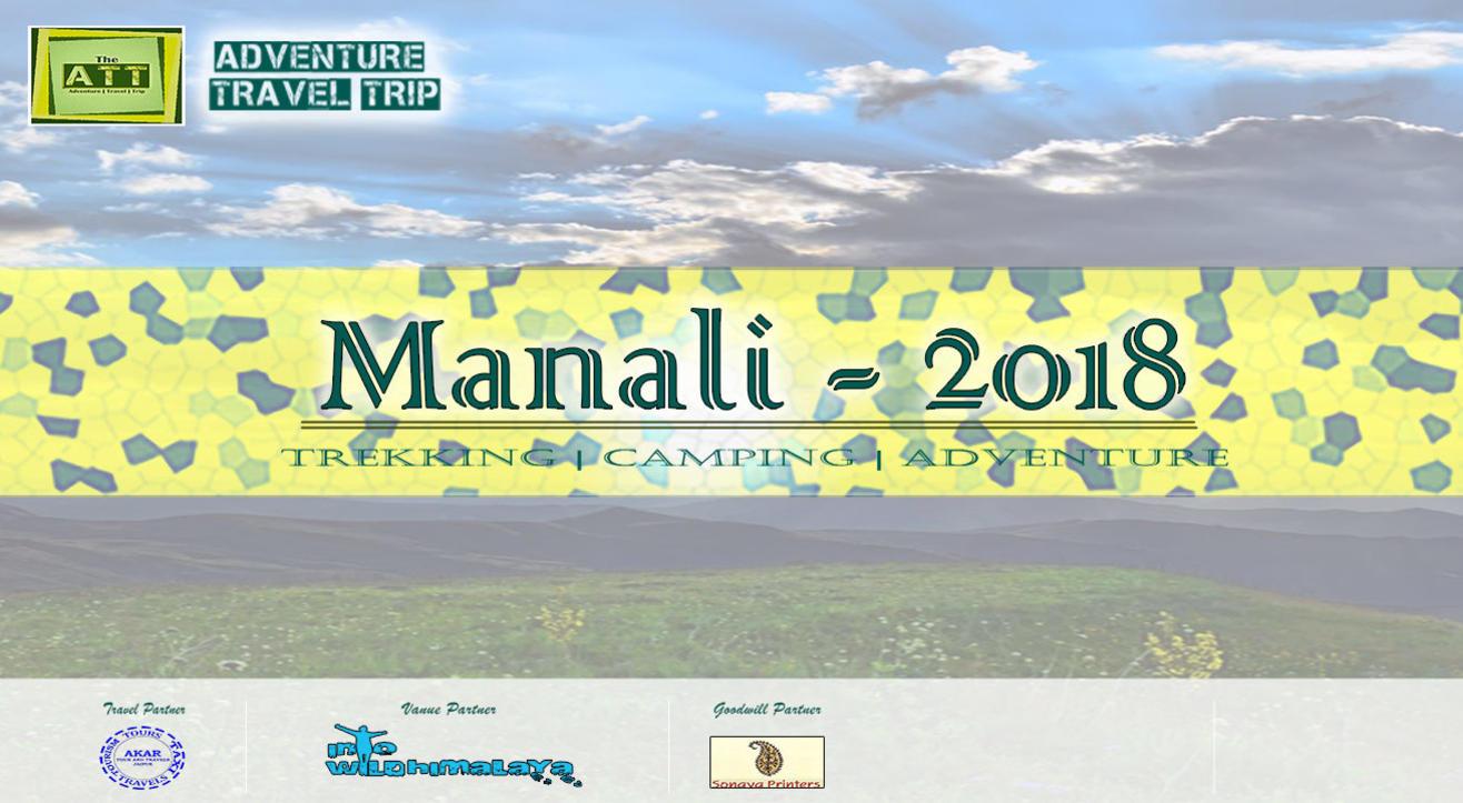 Manali – Trekking and Adventure Trip