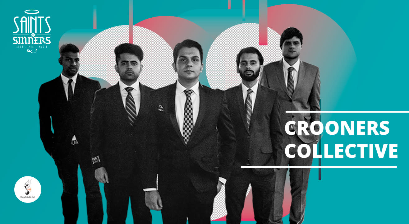 Live Performance by Crooners Collective